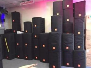 USED* JBL PRX710 812W 815W 815XLFW 818XFLW * FAITES VITES BE QUICK ONLY ONE IN STOCK !!!