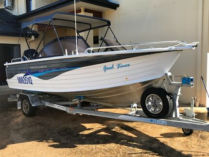 Quintrex Freedom Sport 560  Bow Rider