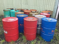 BONFIRE NIGHT BURNING BINS GARDEN WASTE ALLOTMENT £10 EACH COLLECTION ONLY