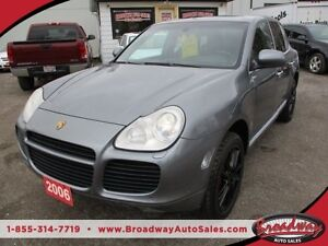 2006 Porsche Cayenne LOADED TURBO MODEL 5 PASSENGER 4.5L-V8 DOHC