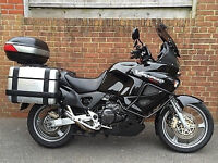 05 Honda Varadero 1000, Fully loaded. 11 months MOT. Exc. condition. swap 1000cc sports Touring bike