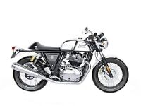 2019 Royal Enfield Continental GT Mister Clean Delta/Surrey/Langley Greater Vancouver Area Preview