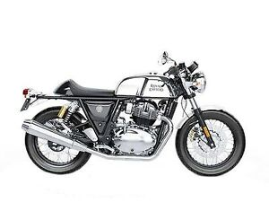 2019 Royal Enfield Continental GT Mister Clean