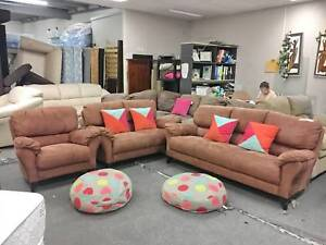 TODAY DELIVERY COMFORTABLE QUALITY MADE 3x2x1 sofa set SALE Belmont Belmont Area Preview