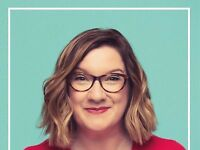 2 x Front Row tickets for Sarah Millican in Belfast - Thursday 18th October 2018