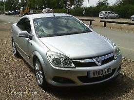 2010 Vauxhall Astra 1.8i Twin Top Design Convertible - 1 OWNER