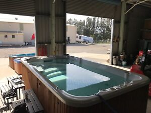Reconditioned or new spa or swim spa starting at $3,000