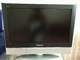 Panasonic 26 inch lcd 720p freeview HD TV free nn delivery 3 months warranty