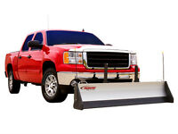 BRAND NEW Access HD Utility plow Snow plow set up
