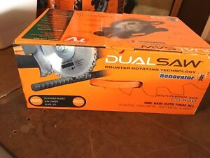 DUAL SAW BY RENOVATOR CS 450 brand new in box West Ryde Ryde Area Preview