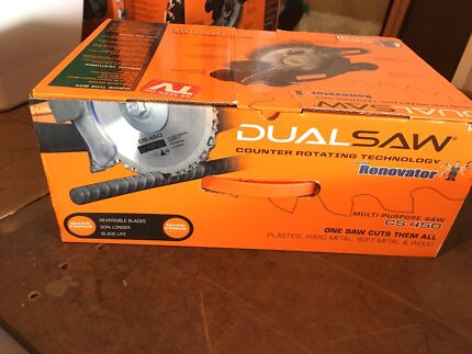 DUAL SAW BY RENOVATOR CS 450 brand new in box