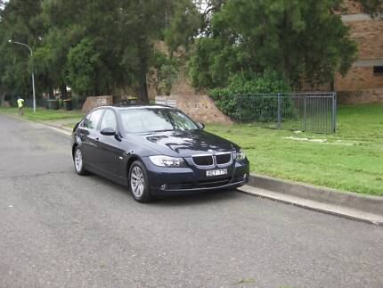 2007 BMW 3 Sedan 320i Excutive Automatic Sunroof Leather Seat Five Dock Canada Bay Area Preview