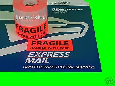 Ml1r103 500 1-12x4 Fragile Labelssticker