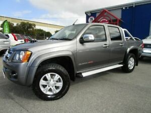 2011 Holden Colorado RC MY11 LT-R Crew Cab Grey 5 Speed Manual Utility Welshpool Canning Area Preview
