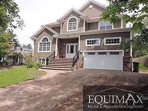 OCTOBER 1ST - Execitive Family Home off Bedford Highway