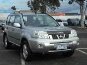 2006 Nissan X-Trail T30 MY06 ST-S X-Treme (4x4) Silver 4 Speed Automatic Wagon Maidstone Maribyrnong Area Preview