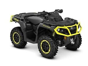 2019 Can-Am Outlander XT-P 1000R