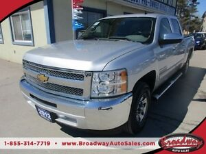 2012 Chevrolet Silverado 1500 READY TO WORK 'CHEYENNE - LS' MODE