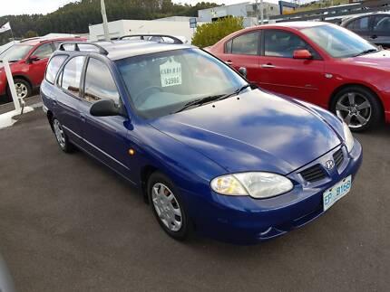 2000 Hyundai Lantra Wagon Burnie Burnie Area Preview