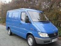Mercedes Sprinter Vans and Trucks Wanted, Running or non running