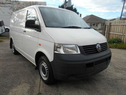 2007 Volkswagen Transporter T5 Refrigerated White 5 Speed Manual Van
