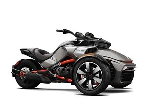 2016 Can-Am Spyder F3-S 6-Speed Semi-Automatic (SE6)