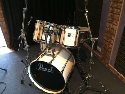 Pearl BLX Birch Drum Kit