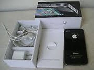 iPhone 4 For Sale, LNIB, Unlocked, Black