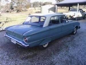 1963 Ford Falcon XL Sedan