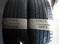 Part worn Tyers