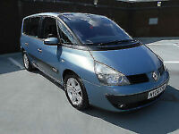 (04) 2004 Renault Espace 2.2dCi Privilege AUTOMATIC TURBO DIESEL 7 SEATS
