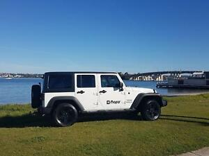 Jeep wrangler Cronulla Sutherland Area Preview