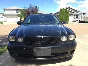 2002 Jaguar X-TYPE Sport Sedan