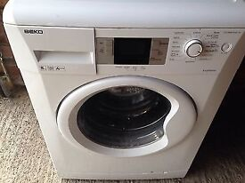 Beko WMB81445 8kg 1400 Spin White LCD A+++ Rated Washing Machine 1 YEAR GUARANTEE FREE FITTING