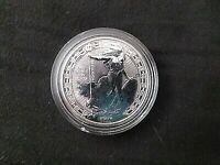 2019 Britannia 1 oz .999 silver coin