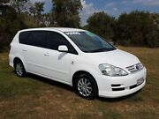2006 Toyota Avensis Verso ACM21R GLX White 4 Speed Automatic Wagon Nerang Gold Coast West Preview