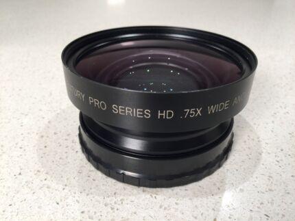 Century Pro Series HD .75X Wide Angle Converter MKII - EX1/EX3