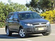 2013 Ford Territory SZ TX Seq Sport Shift Grey 6 Speed Sports Automatic Wagon Strathalbyn Alexandrina Area Preview