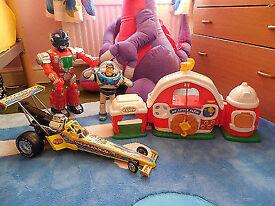 toys ! toys ! toys!