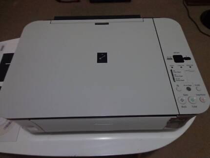 canon printer white colour