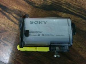 Sony HDR AS-100V Action Cam with Wi-Fi & GPS Regina Regina Area image 1