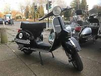 Vespa px 125e Scooter