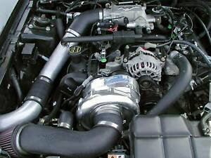 2005 to 2010 Mustang GT ProCharger Supercharger System!!