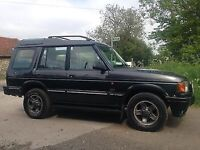 """1997 Land Rover DISCOVERY ES TDI AUTO """"9 Months Mot"""""""