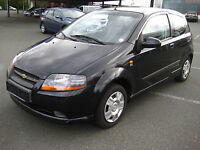 Kalos 1.2 low mileage