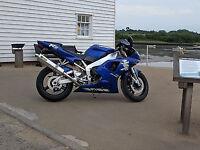 Original 4xv Yamaha F1 Sports Motorcycle