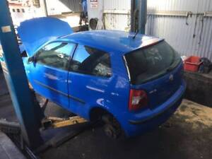 Volkswagen Polo MANUAL 2002 HATCH NOW WRECKING ENTIRE CAR! Northmead Parramatta Area Preview