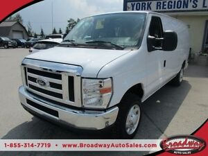 2014 Ford E150 'GREAT VALUE' READY TO WORK 'CARGO-MOVER' 2 PASSE