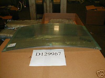 Case 580k 580sk 570xlt 580l 580 Super L 580sl Upper Rear Sliding Window D129967