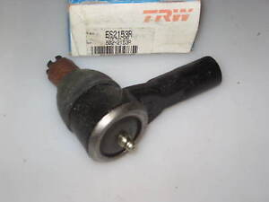 Used TRW ES2153R Steering Tie Rod End Tempo Topaz Escort Lynx